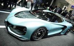Cận cảnh chiếc ô tô kỳ lạ do Trung Quốc sản xuất, có giá ngang siêu xe Ferrari LaFerrari