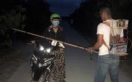 Dùng xung kích điện chặn đường cướp tài sản của thiếu phụ