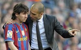 """Để nâng tầm Messi, HLV Guardiola từng """"trảm"""" 4 siêu sao nào ở Barca?"""