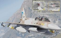 48 giờ Syria chao đảo trước các cuộc không kích của Israel: Ảnh vệ tinh hé lộ mục tiêu!