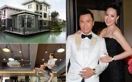Choáng ngợp với dinh thự 17 triệu USD sang trọng của gia đình Chân Tử Đan