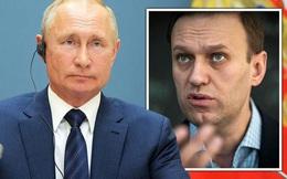 """""""Một thế lực chính trị nào đó"""": Báo Anh nói về muôn kiểu tránh nhắc tên thủ lĩnh đối lập của TT Putin"""