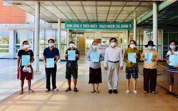Quảng Nam: 13 bệnh nhân được chữa khỏi Covid-19