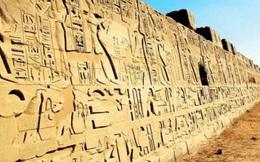 """Bí ẩn Hieroglyph - Chữ tượng hình Ai Cập cổ đại mệnh danh """"ngôn ngữ của Thiên giới"""""""
