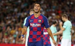 Chọn Juventus, Luis Suarez làm hòa với 'kẻ thù'