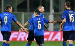 "Italia bị Bosnia & Herzegovina ""cưa điểm"" ở UEFA Nations League 2020/2021"