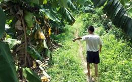 Kẻ chặn đường hiếp dâm bé gái 12 tuổi ở Hà Nội trong vườn chuối sống cùng xã với nạn nhân