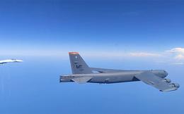Nga điều 8 chiến đấu cơ chặn pháo đài bay của Mỹ trên biển Đen