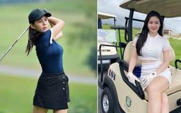 Bắt bài chụp ảnh của dàn gái xinh sân golf, chỉ một bức hình mà khoe đủ combo đẹp - khoẻ - sang