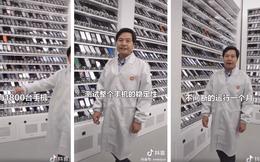 CEO Lôi Quân tự quay TikTok, hé lộ bí mật bên trong phòng thí nghiệm Xiaomi