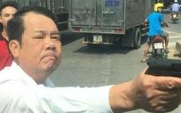 Xác minh vụ việc người đàn ông rút vật giống súng, đe dọa tài xế trên đường ở Bắc Ninh