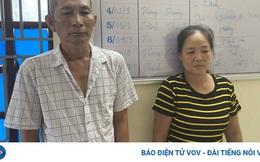"""Đột kích """"boong ke"""" ma tuý của cặp vợ chồng đầy tiền án tiền sự"""