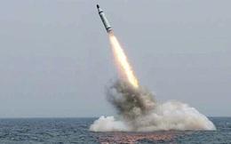 Triều Tiên chuẩn bị phóng tên lửa đạn đạo từ tàu ngầm?