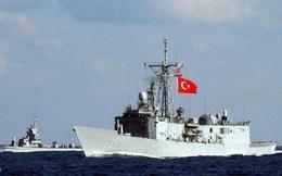 Thổ Nhĩ Kỳ sẵn sàng các cuộc tập trận ở Địa Trung Hải