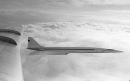 Câu chuyện về máy bay dân sự siêu thanh đầu tiên trên thế giới: mạnh mẽ nhưng yểu mệnh