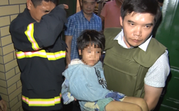 Giải cứu bé gái 6 tuổi bị bố đẻ và người tình của bố bạo hành ở Bắc Ninh, khám nhà thu 1 khẩu súng K59