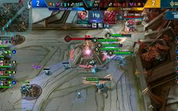 Tân binh nổi loạn, Team Flash toát mồ hôi để mang về 1 điểm