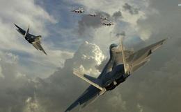 """Báo Mỹ: Vì sao Nga gọi phi công F-22 Raptor là """"gà bay"""", phải cúp đuôi chạy trốn ở Syria?"""