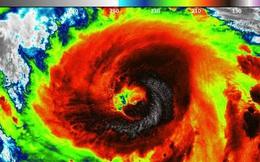 Sức mạnh siêu bão Haishen đổ bộ Nhật Bản: Vật vô hại hóa vũ khí nguy hiểm