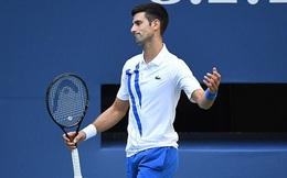 Đánh bóng trúng cổ trọng tài, Djokovic bị truất quyền thi đấu tại Mỹ mở rộng 2020