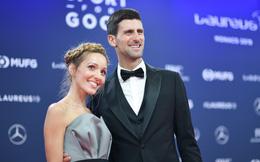 Vợ đẹp của Djokovic phản ứng ra sao khi chồng bị loại khỏi US Open 2020?