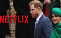 """Vừa cùng vợ ký được hợp đồng lớn ở Mỹ đã vội """"bỏ bê"""" Hoàng gia Anh, Harry khiến giới chức choáng váng còn dân tình thì phẫn nộ"""