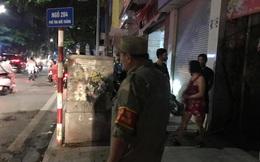 Hà Nội: Công an truy bắt kẻ bạo hành con ở Bắc Ninh tại phố Tôn Đức Thắng