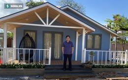 """Kiến trúc sư Việt """"xây"""" những căn nhà đẹp long lanh trong 1 ngày, giá chưa đến 150 triệu đồng"""