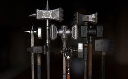 Búa chiến (Warhammer) – Từ đồ gia dụng thành vũ khí nguy hiểm bậc nhất thời Trung Cổ