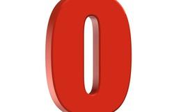 Vì sao số 0 được ký hiệu bằng hình tròn?