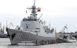Hải quân Trung Quốc lớn nhất thế giới, vẫn kém hải quân Mỹ ở điều gì?