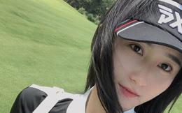 """Bạn gái cầu thủ Huy Hùng: """"Lấy được chồng giàu là có số hưởng, chứ chẳng phải nhờ ra sân golf đâu"""""""