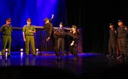 """Nhà hát Tuổi trẻ ra mắt vở kịch bom tấn """"Bộ cảnh phục"""""""