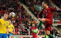 Thụy Điển - Bồ Đào Nha: Cristiano Ronaldo gặp đối thủ ưa thích