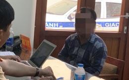 Phạt 7 triệu đồng, tước GPLX 3 tháng tài xế xe container cầm dao chém gãy kính xe khách trên cao tốc TP.HCM