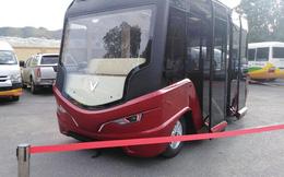 Hà Nội sắp có 10 tuyến bus điện do Vingroup vận hành?