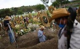 Mexico cạn kiệt giấy chứng tử vì COVID-19