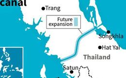 Nguy cơ đối đầu Trung - Ấn từ siêu dự án kênh đào ở Thái Lan