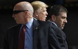 """Mang """"mối nguy hiểm"""" cho tổng thống Trump, nhiều mật vụ Mỹ bị thay thế khẩn cấp"""