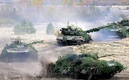 Nga, Serbia vàBelarus chuẩn bị tập trận chung