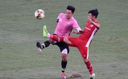 """Không phải Đoàn Văn Hậu, Lê Tấn Tài khen tiền đạo """"bất đắc dĩ"""" của Hà Nội FC"""