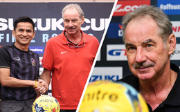 """HLV Alfred Riedl từng """"đá văng"""" Thái Lan khỏi AFF Cup như thế nào?"""