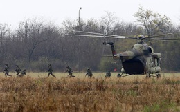 Quân đội Nga, Serbia sẽ tập trận ở Belarus