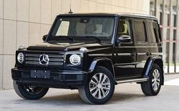 Mercedes-Benz ra mắt G-Class giá rẻ với động cơ 'yếu bất thường'