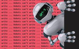 Robot GPT-3 nói gì về ý định tiêu diệt nhân loại?