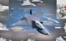 Tại sao các mẫu máy bay chiến đấu tương lai sẽ có phi công con người?
