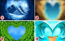 """Chọn một trái tim để """"đo"""" độ lãng mạn trong tình yêu - Bạn yêu cuồng si hay yêu thực tế?"""