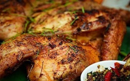 Tiệc Tết Dương lịch với gà nướng bằng nồi chiên không dầu vừa nhàn vừa nhanh
