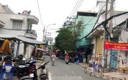 TPHCM: Phong tỏa, cách ly ngôi nhà người phụ nữ nhập cảnh 'chui' ở Q.Tân Phú