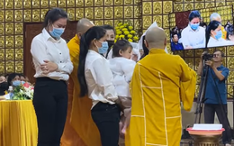 Xúc động lời tiễn biệt cuối cùng của Ưng Hoàng Phúc với Vân Quang Long
